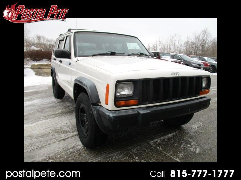 2000 Jeep Cherokee RHD 4WD