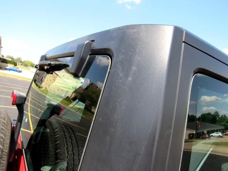 2014 Jeep Wrangler Unlimited Sport 4WD RHD