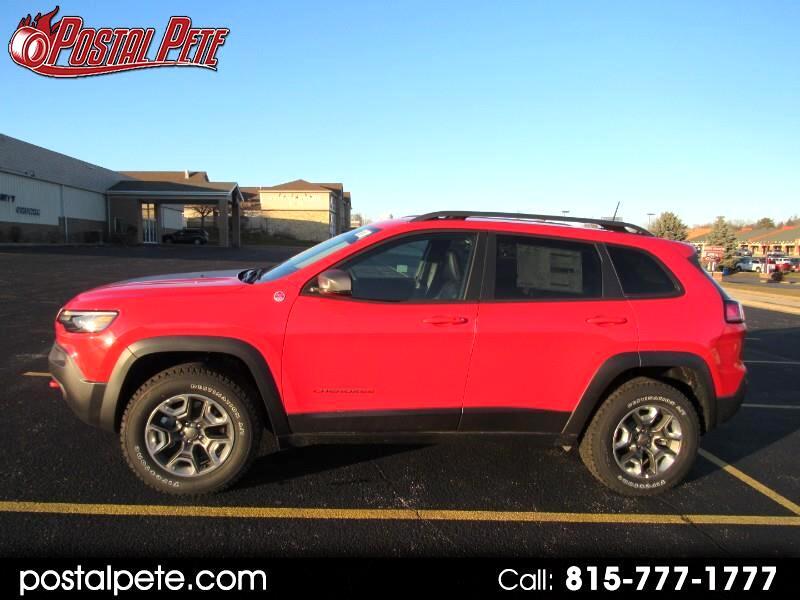 2019 Jeep Cherokee Trailhawk 4WD