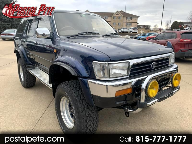 Toyota 4runner 4WD  1994