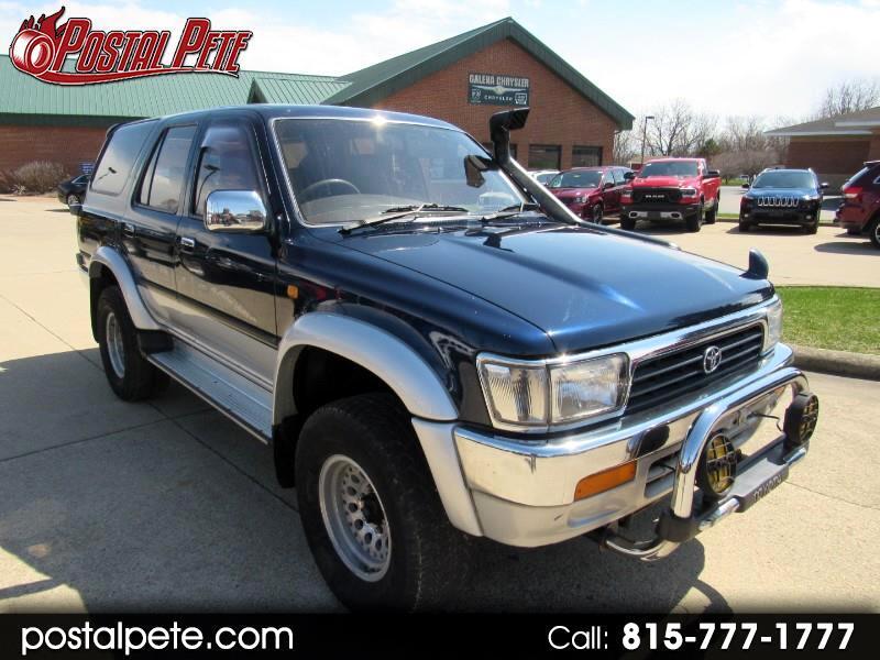 Toyota 4runner 4WD  1993