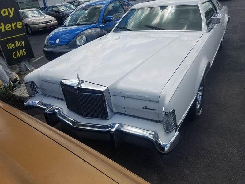 Lincoln Continental Base 1976