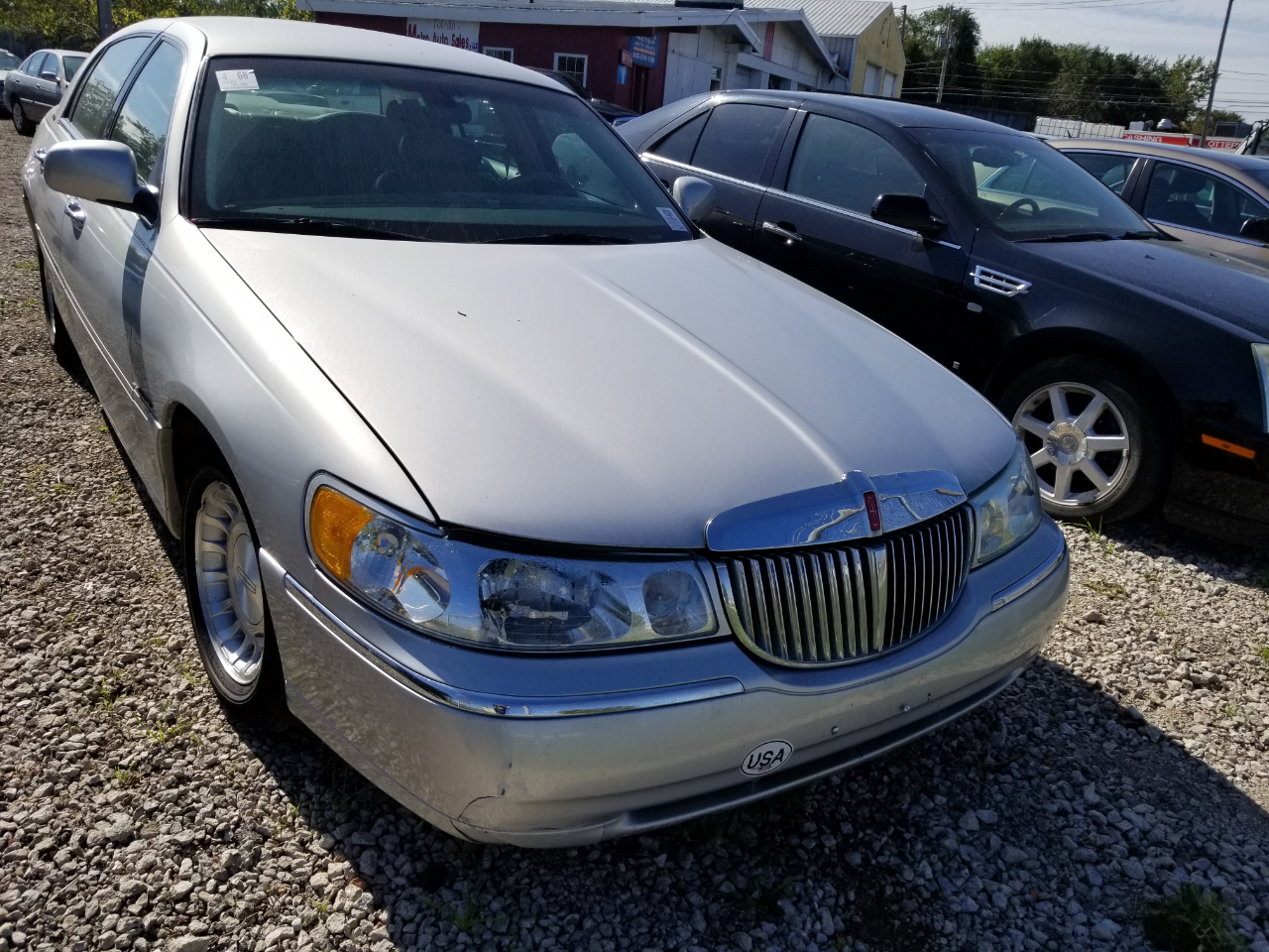 Lincoln Town Car Executive 2001