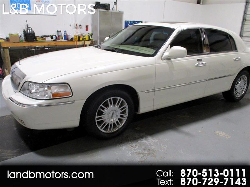 Lincoln Town Car Designer Series 2006