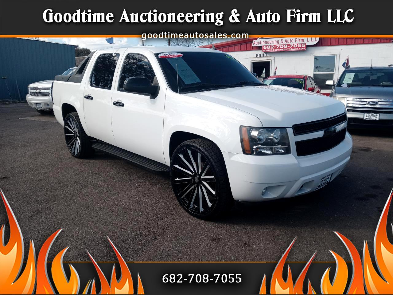 2010 Chevrolet Avalanche 2WD Crew Cab LT