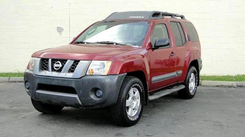 2005 Nissan Xterra OR 4WD