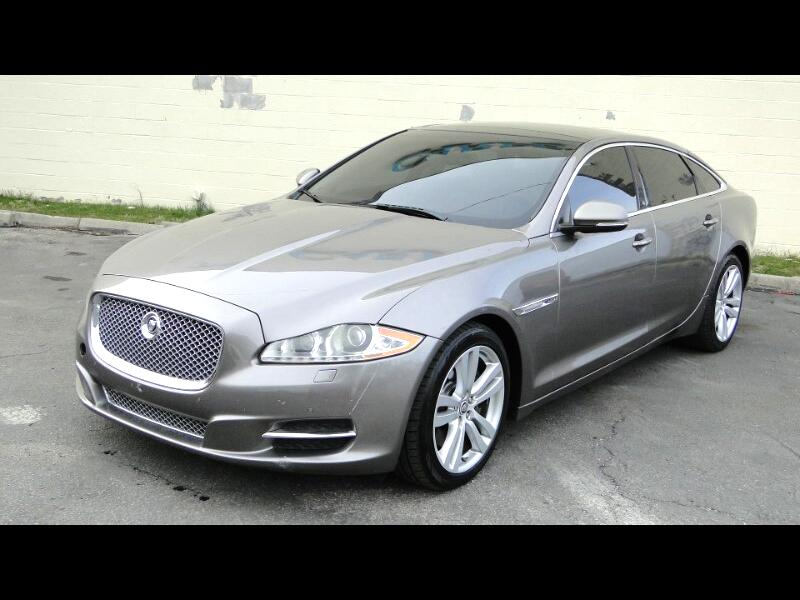 2011 Jaguar XJ-Series XJ Supercharged