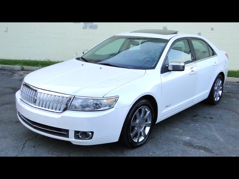 2009 Lincoln MKZ AWD
