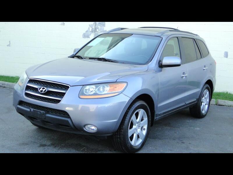 2008 Hyundai Santa Fe Limited AWD