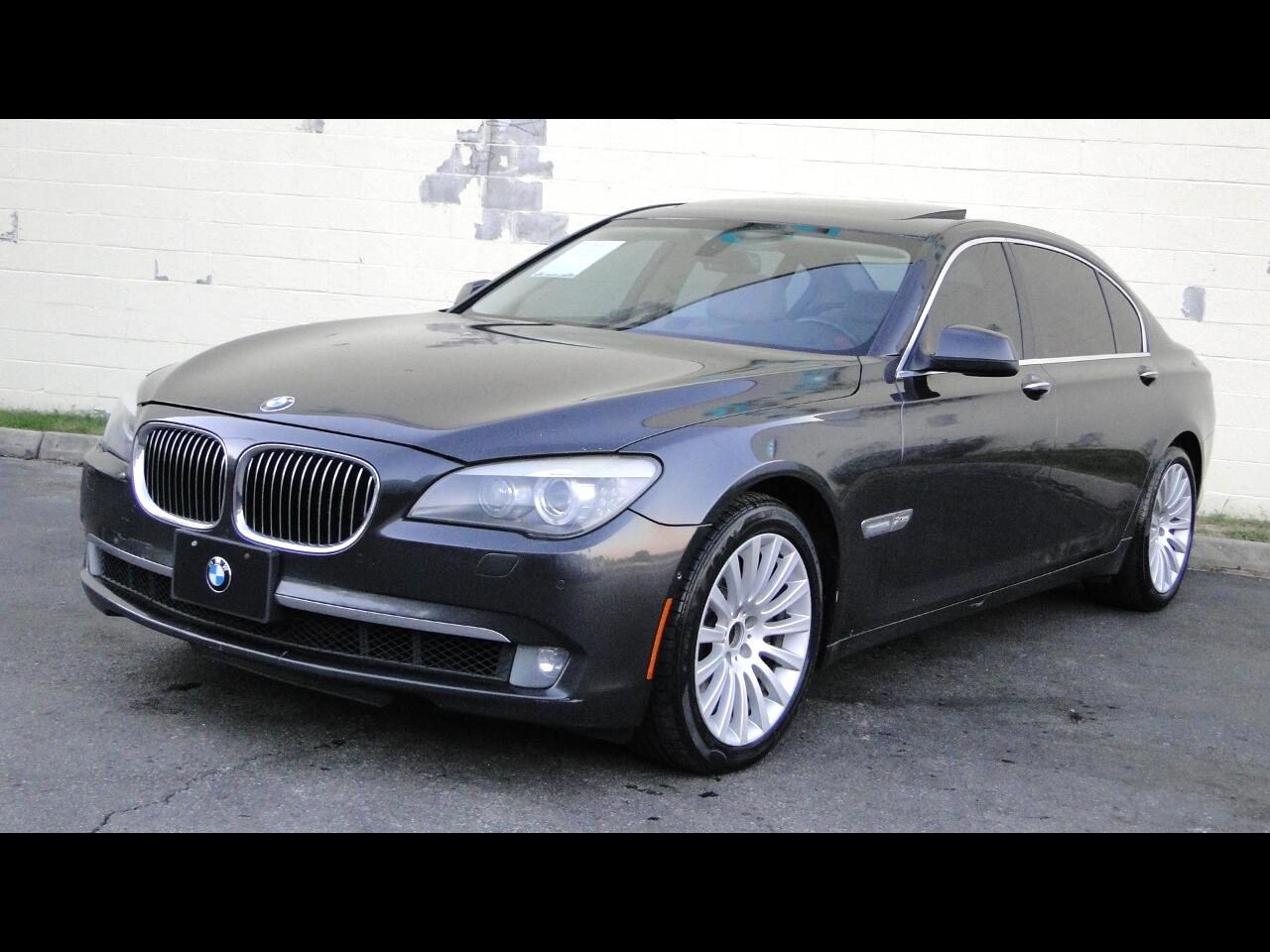 BMW 7-Series 750Li xDrive 2010