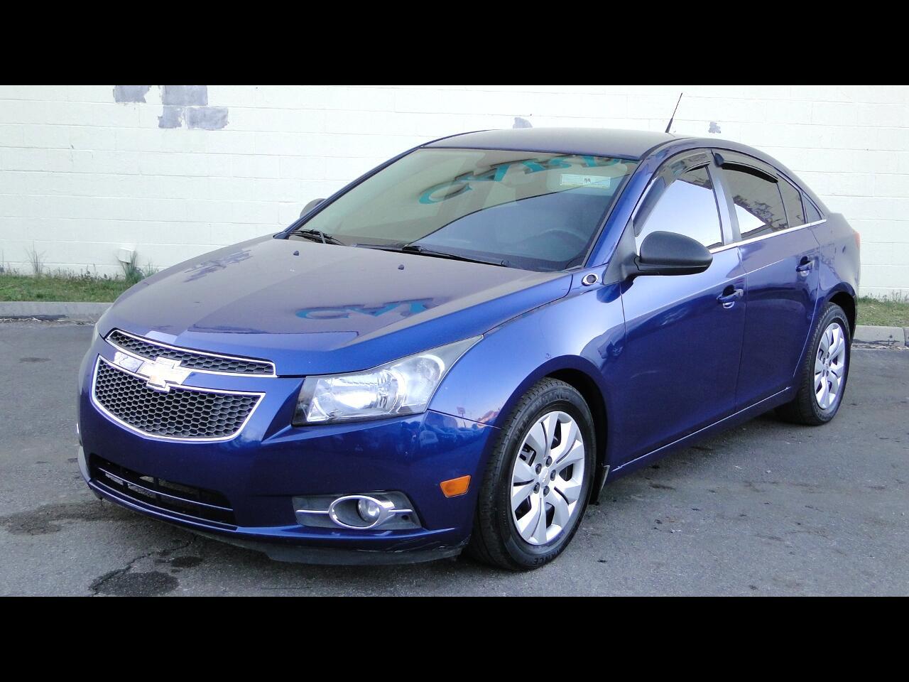 Chevrolet Cruze 2LS 2012