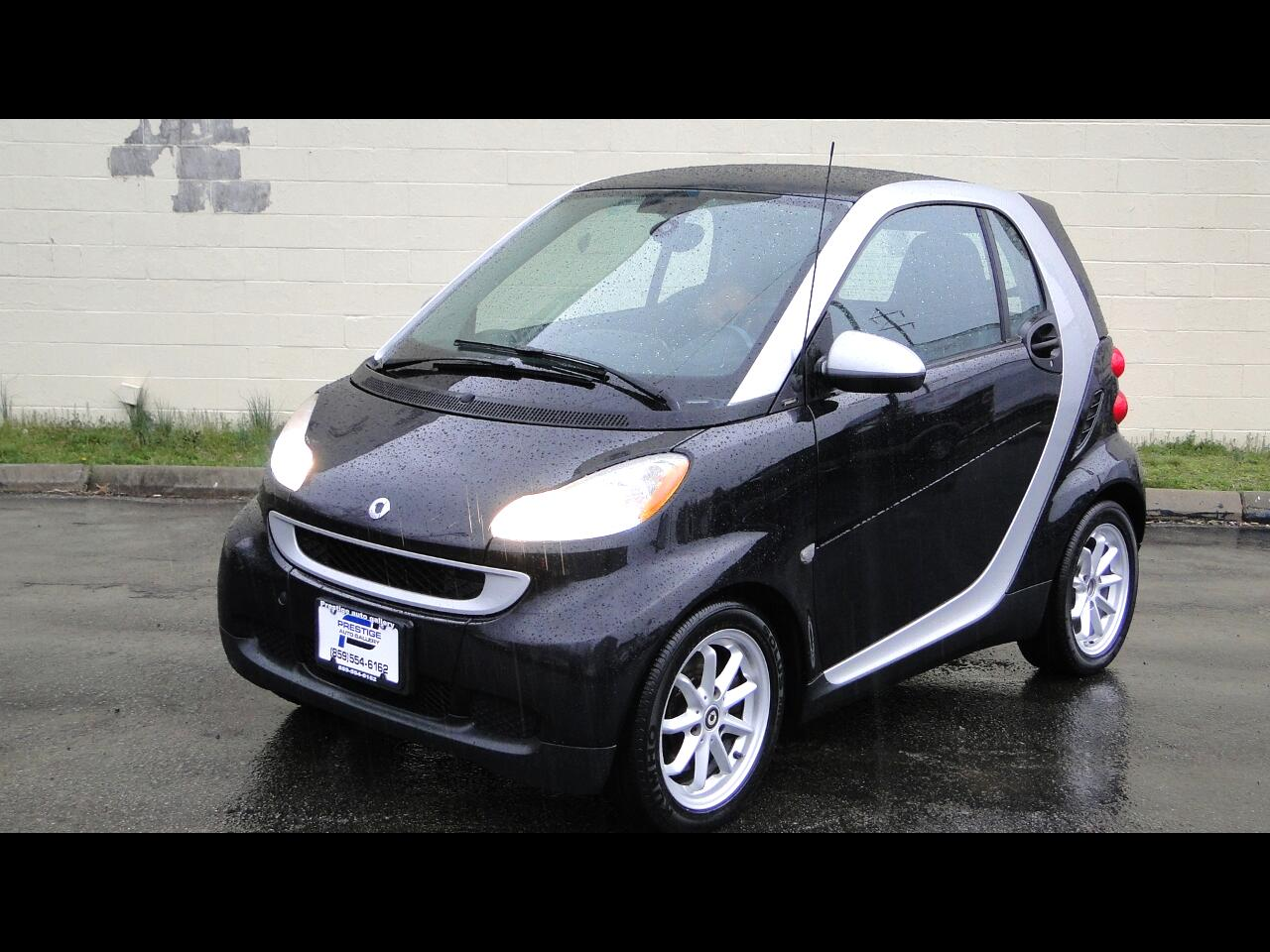 smart Fortwo Pure 2008