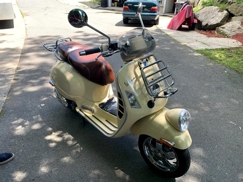2014 Vespa Apollo