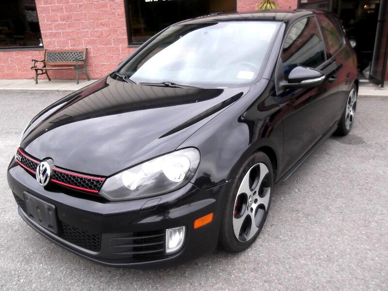 2010 Volkswagen GTI 2.0T Coupe PZEV