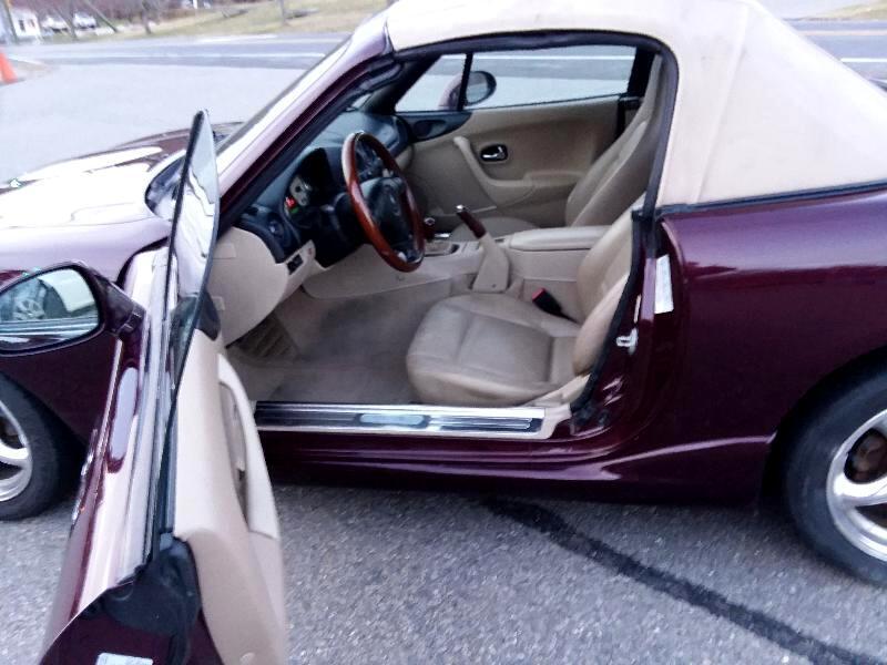 Mazda MX-5 Miata LS 2000