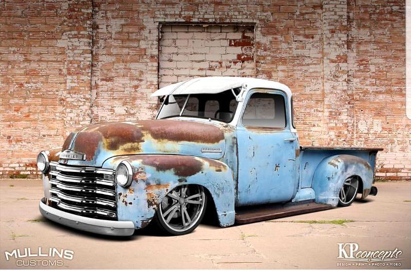 1951 Chevrolet 3100 3100