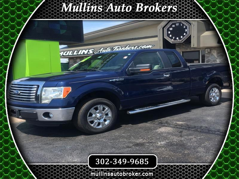 2012 Ford F-150 FX2 SuperCab 6.5-ft.