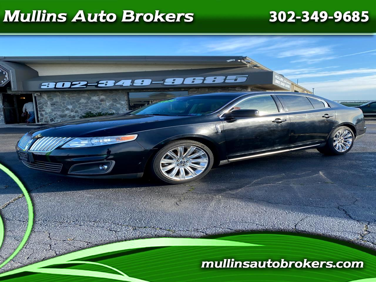 Lincoln MKS 4dr Sdn 3.7L AWD 2012