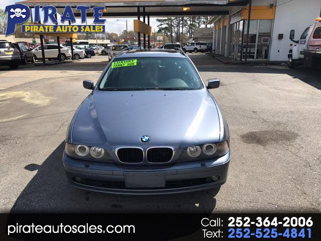 2002 BMW 5-Series Sport Wagon 525i