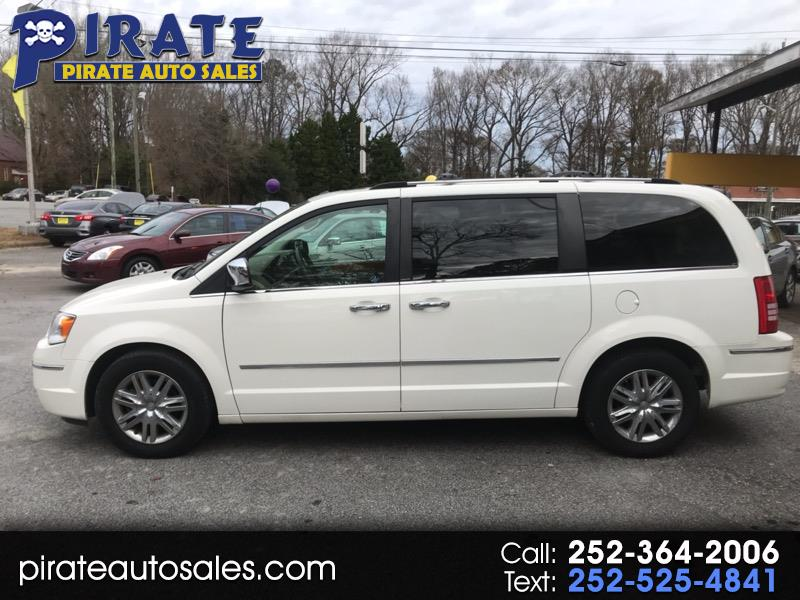 2008 Chrysler Town & Country SWB 4dr Wgn
