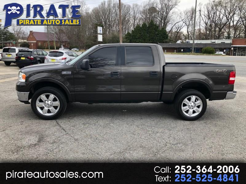 2006 Ford F-150 Lariat 4WD SuperCrew 5.5' Box