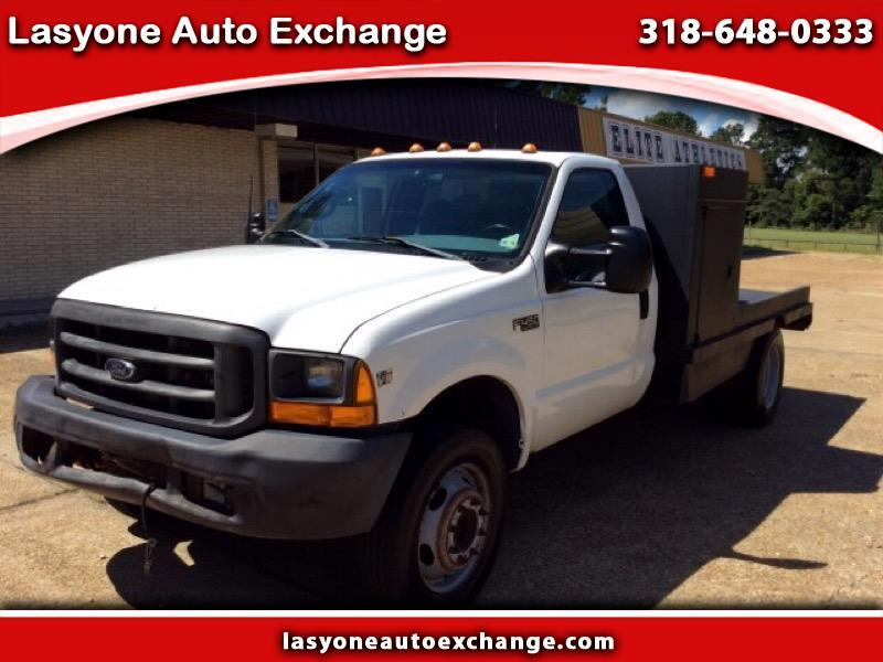 Ford F-450 SD Regular Cab 2WD DRW 1999