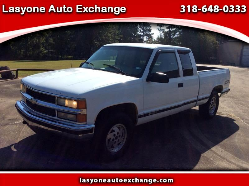 1996 Chevrolet C/K 1500 Ext. Cab 6.5-ft. Bed 4WD
