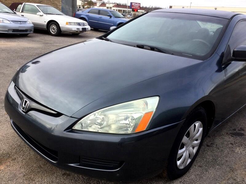 2003 Honda Accord LX coupe AT