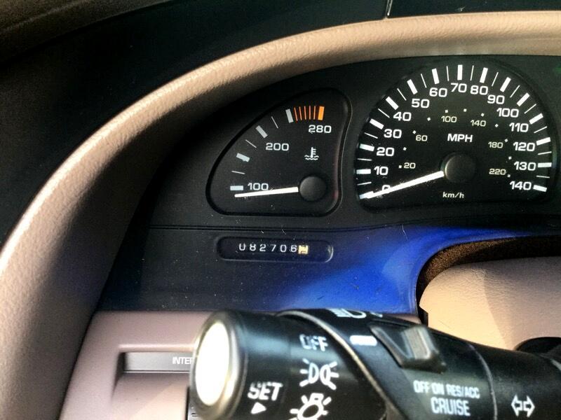 1995 Oldsmobile Aurora