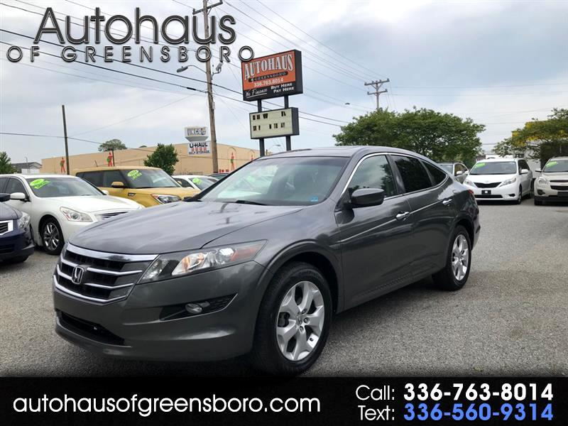 2011 Honda Accord Crosstour EX-L 2WD 5-Spd AT