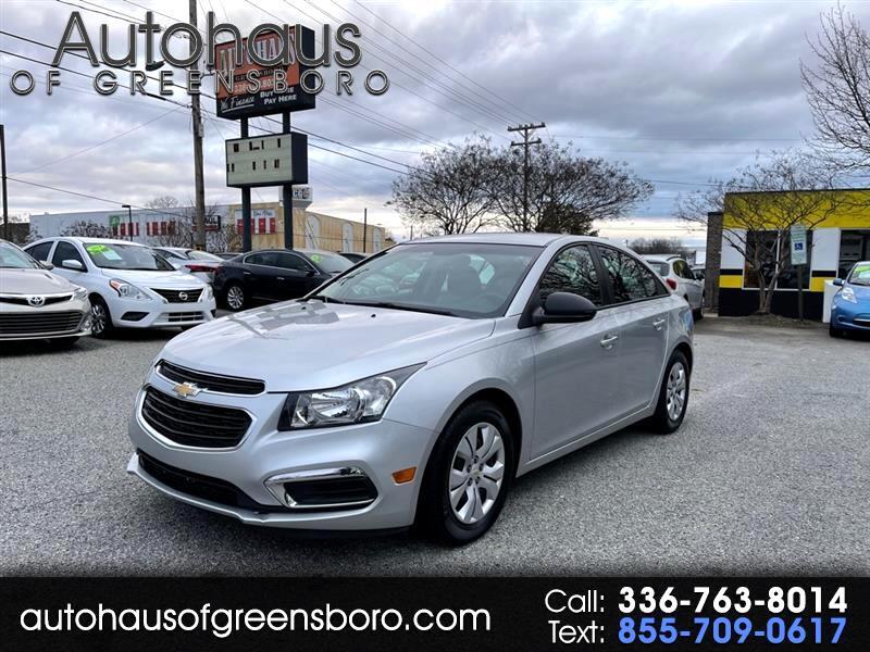 Chevrolet Cruze Limited L 2016