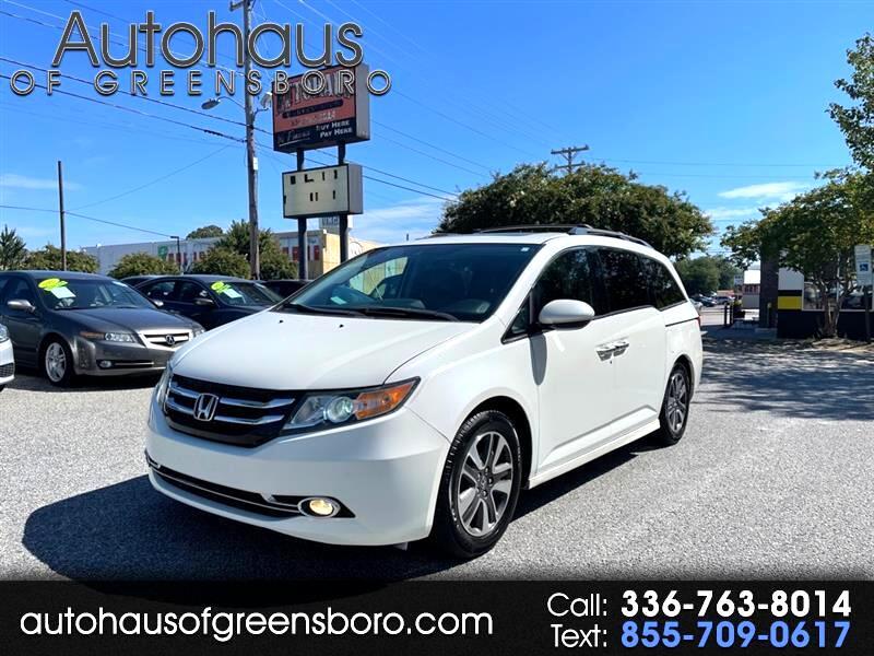 Honda Odyssey Elite 2014
