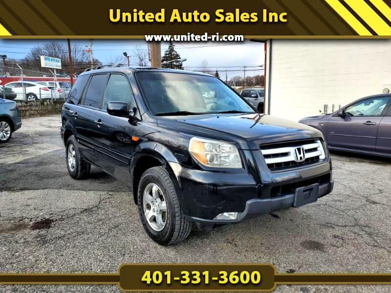 Honda Pilot EX 4WD w/Leather and Navigation 2006