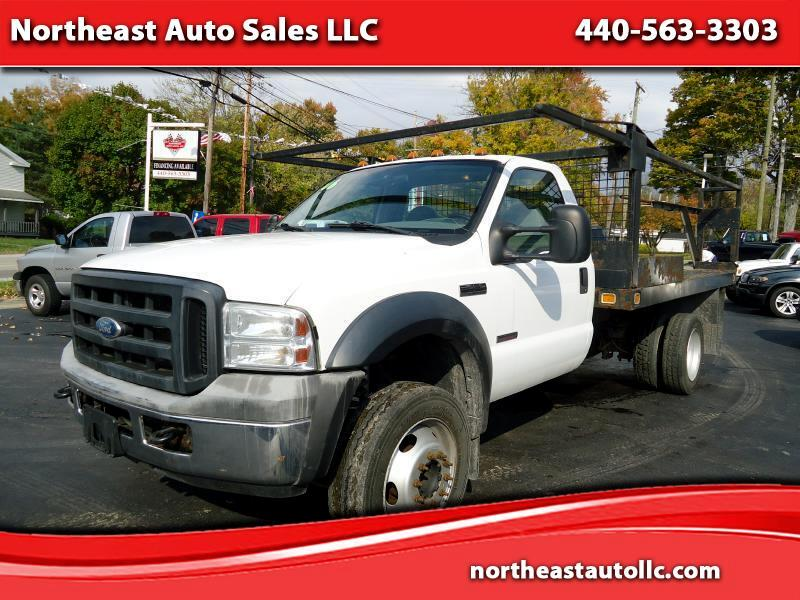 2006 Ford F-450 SD Regular Cab DRW 2WD