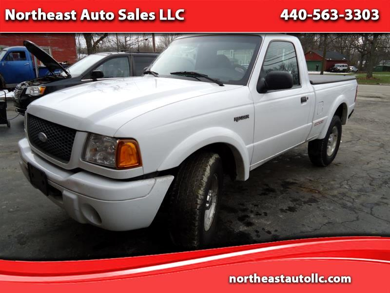 Ford Ranger Edge Short Bed 4WD 2003