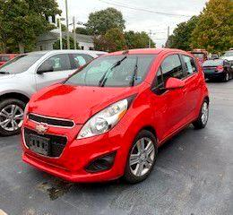 Chevrolet Spark 1LT Manual 2013