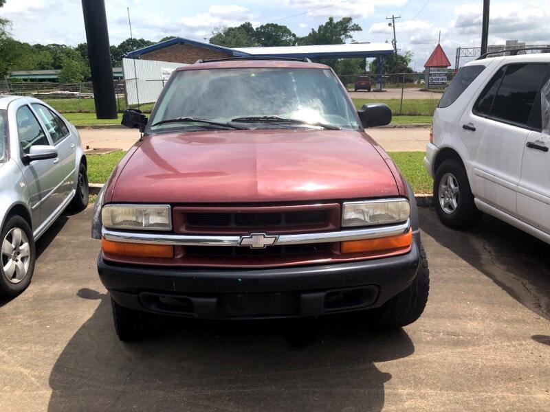 1998 Chevrolet Blazer 2-Door 4WD