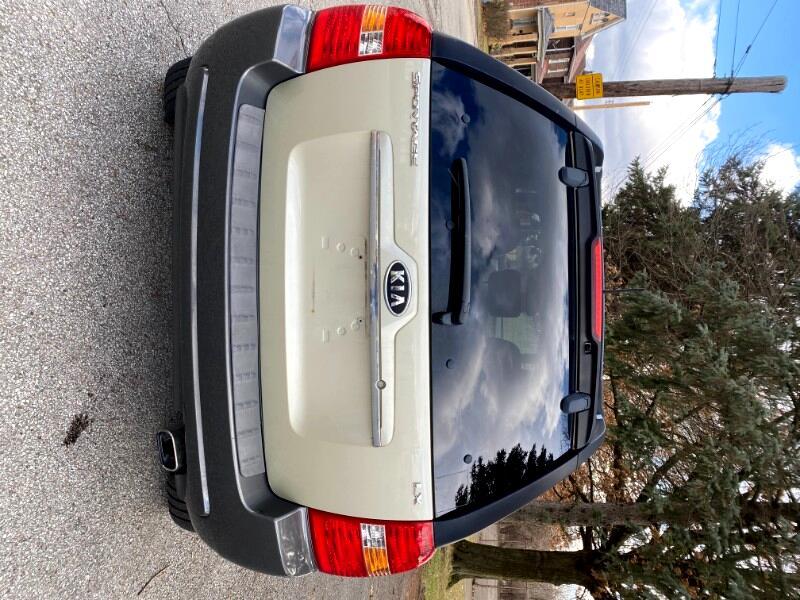 Kia Sportage LX I4 2WD 2008