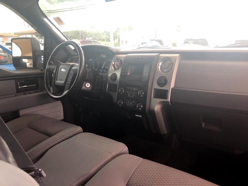 2013 Ford F-150 XLT SUPERCREW 4WD
