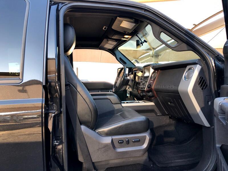 2015 Ford F-250 SD Lariat Crew Cab 4WD