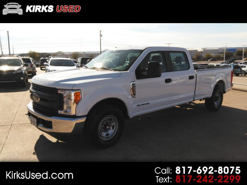 Ford F-350 SD XL Crew Cab Long Bed 2WD 2017