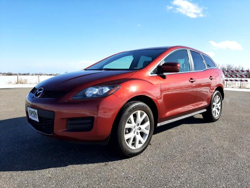 Mazda CX-7 FWD 4dr Touring 2009