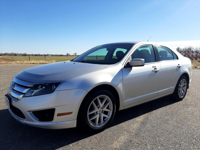 Ford Fusion V6 SEL 2011