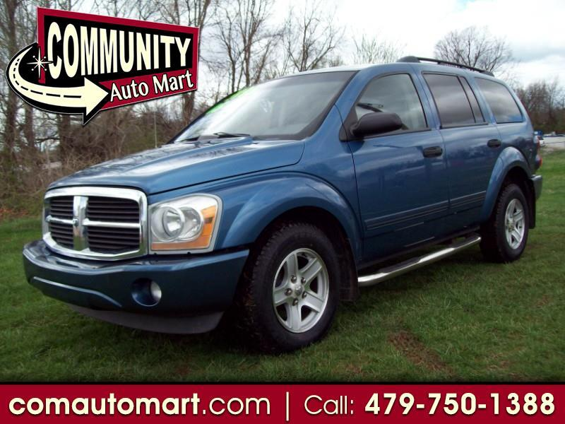 Dodge Durango Adventurer Model 4WD 2005