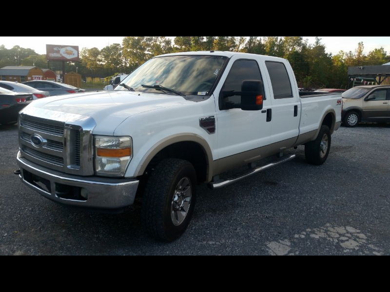 Ford F-350 SD XL Crew Cab 4WD 2008