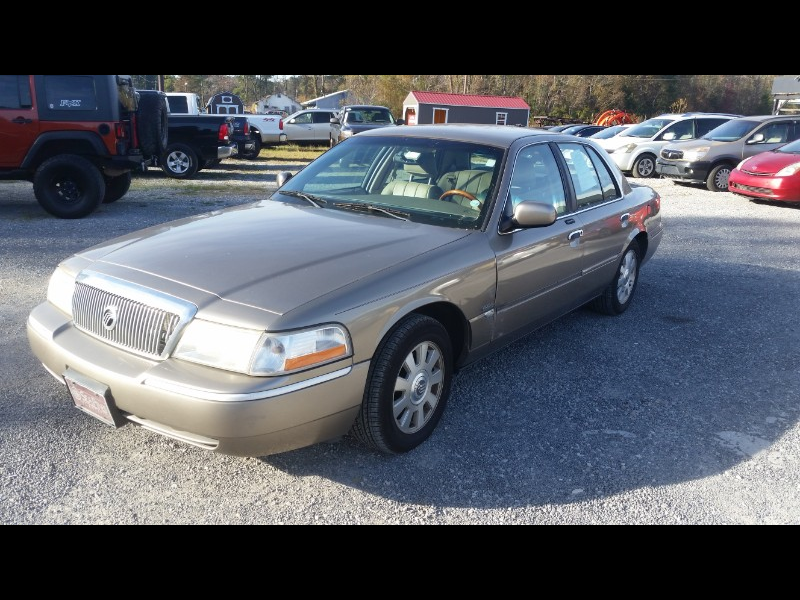 Mercury Grand Marquis LSE 2003