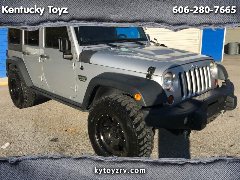2013 Jeep Wrangler 4WD 2dr Call of Duty MW3 *Ltd Avail*