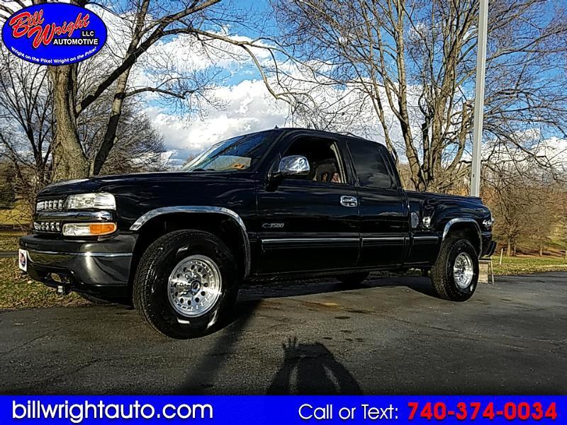 2001 Chevrolet Silverado 1500 LT Ext. Cab 4-Door Short Bed 4WD