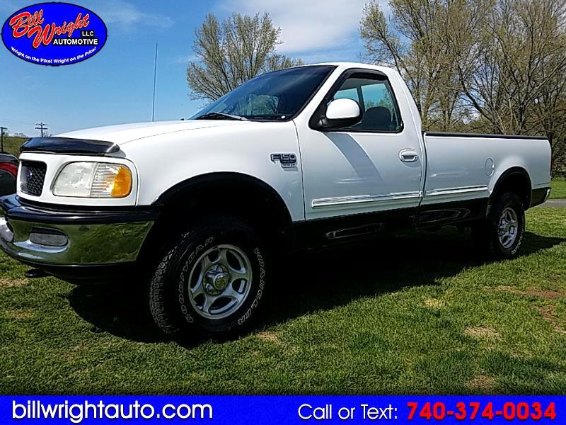 1998 Ford F-150 XLT Reg. Cab Long Bed 4WD