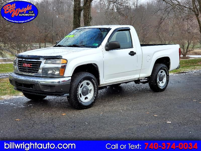 GMC Canyon Work Truck 4WD 2012